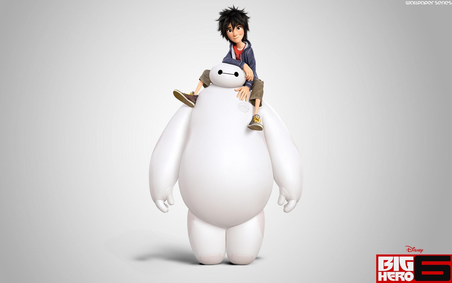 Big Hero 6 HQ wallpapers