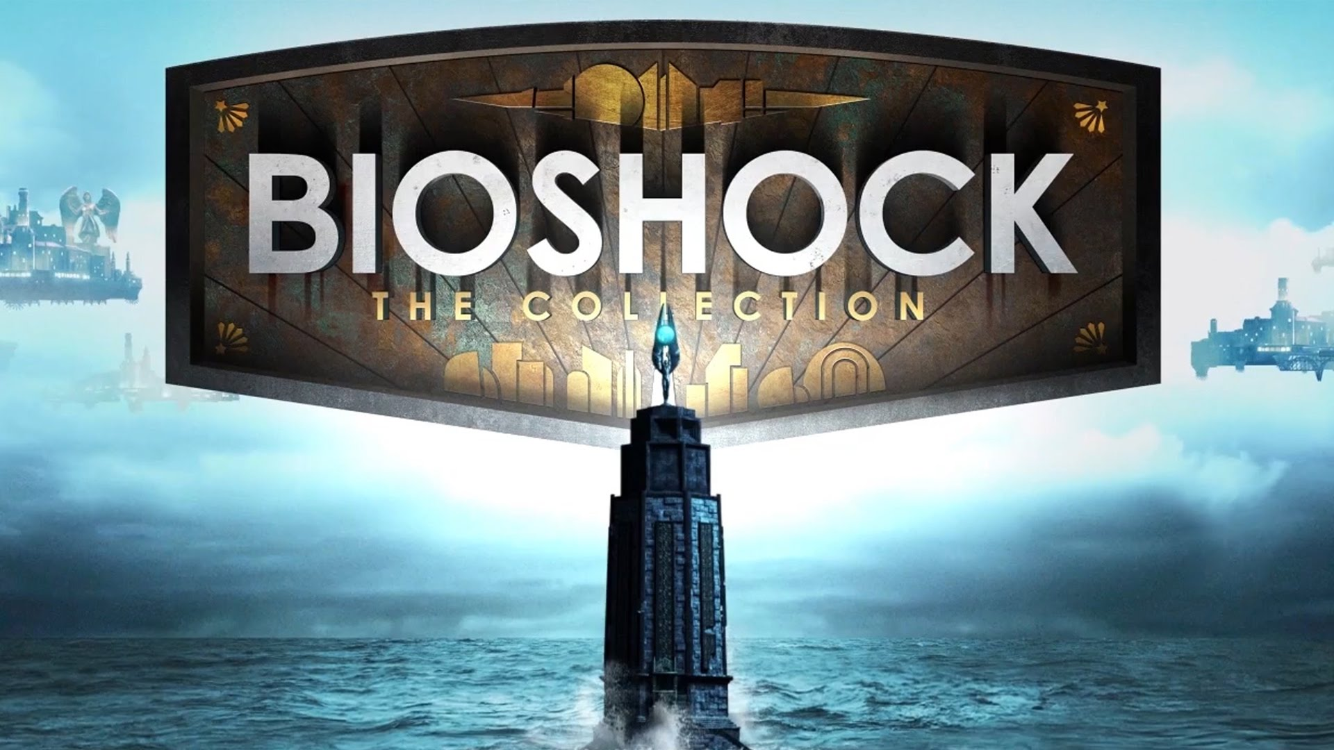 BioShock: The Collection HQ wallpapers