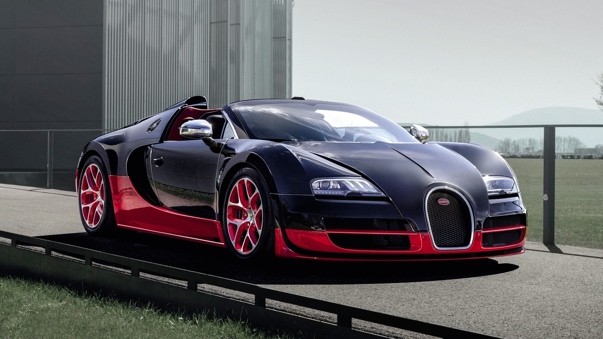 Bugatti Veyron Super Sport HQ wallpapers