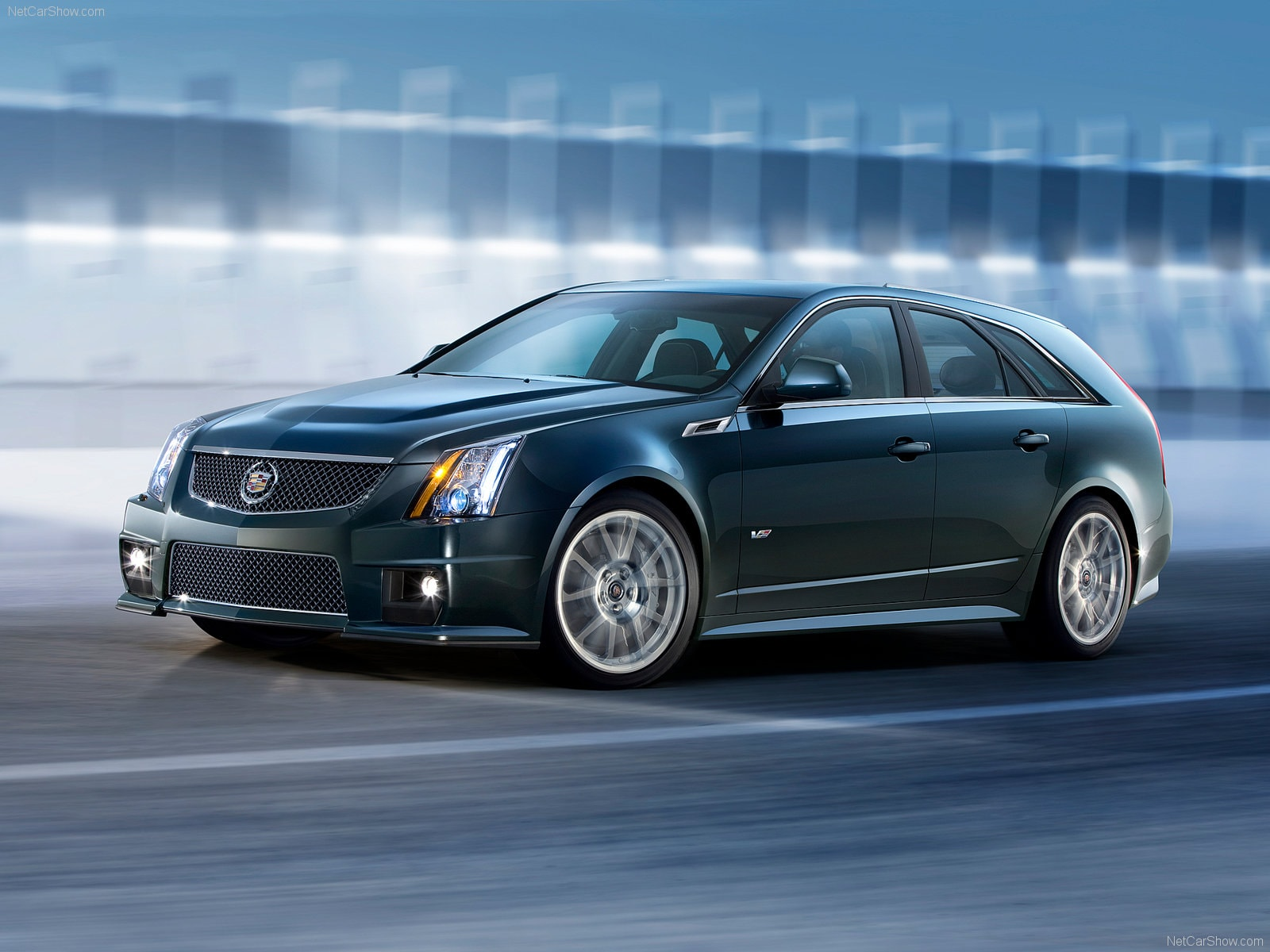 Cadillac CTS-V Wagon HQ wallpapers
