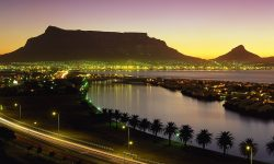 Cape Town background