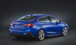Chevrolet Cruze 2 HQ wallpapers