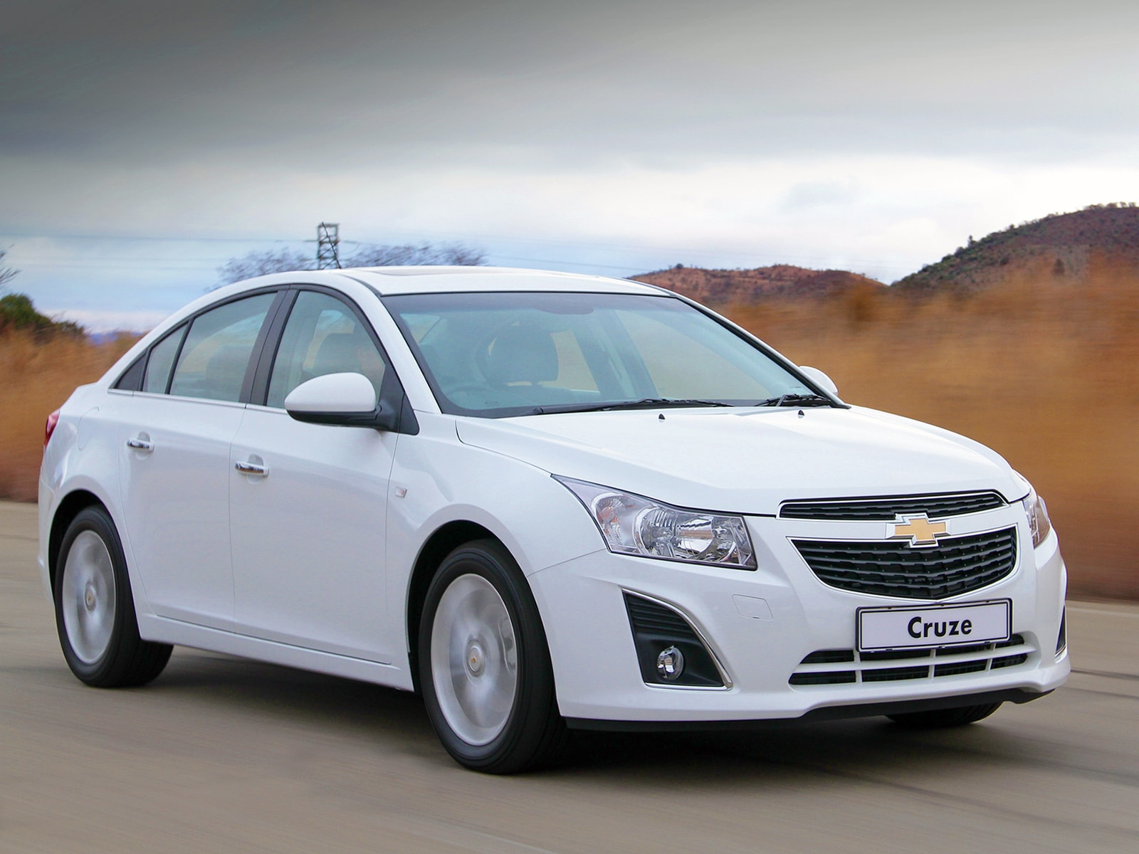 Chevrolet Cruze HQ wallpapers