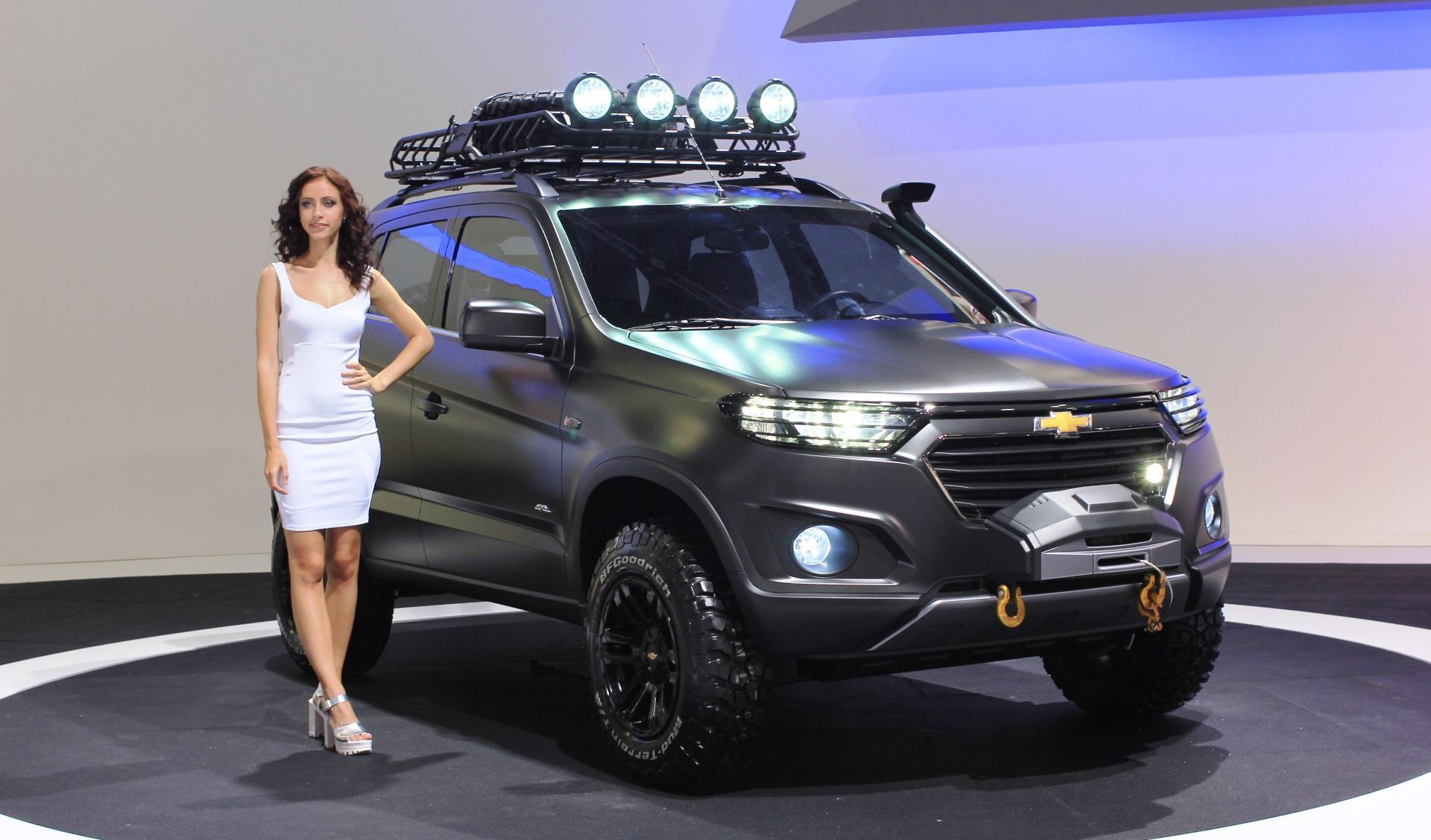 Chevrolet Niva 2 HQ wallpapers