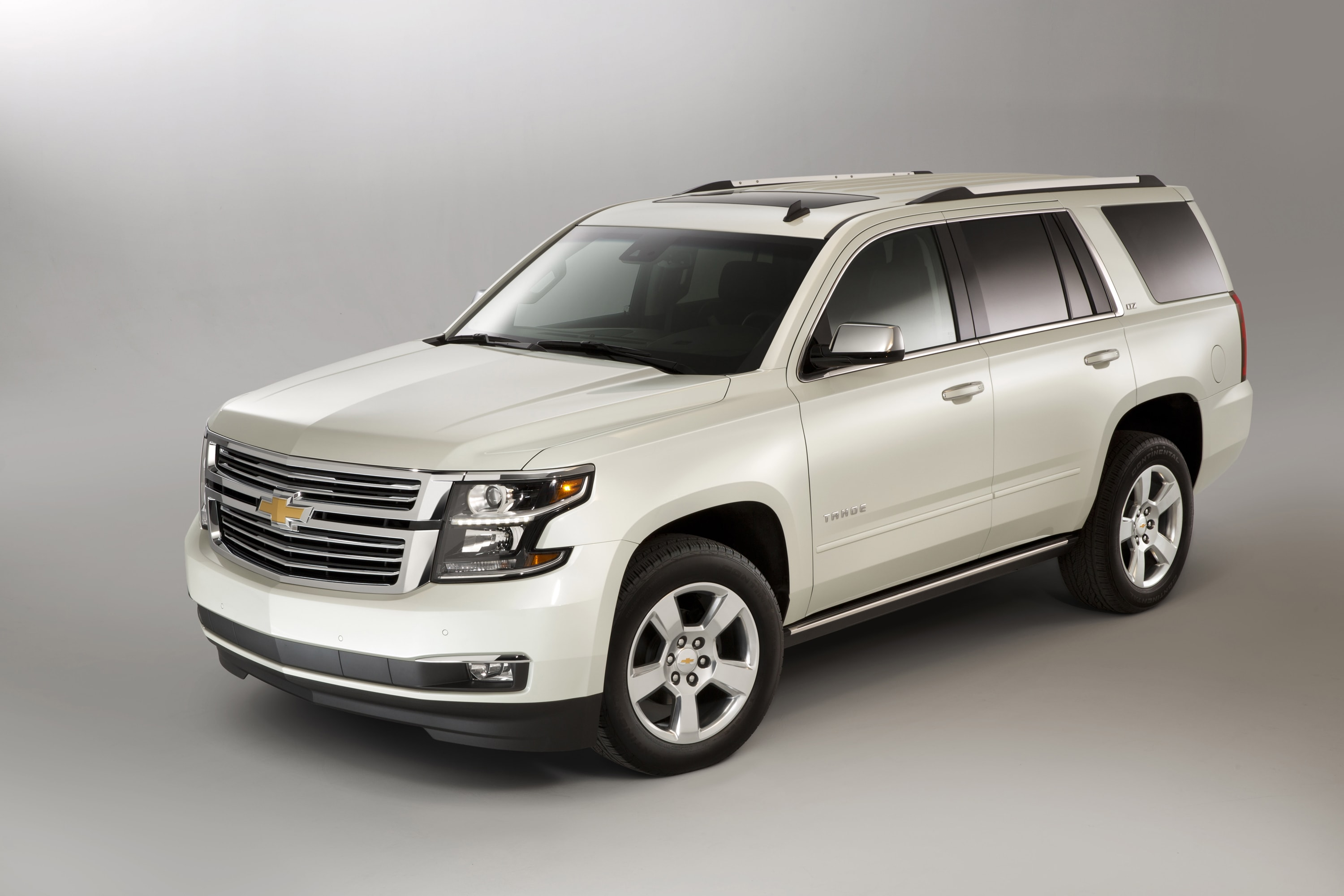 Chevrolet Tahoe 4 HQ wallpapers