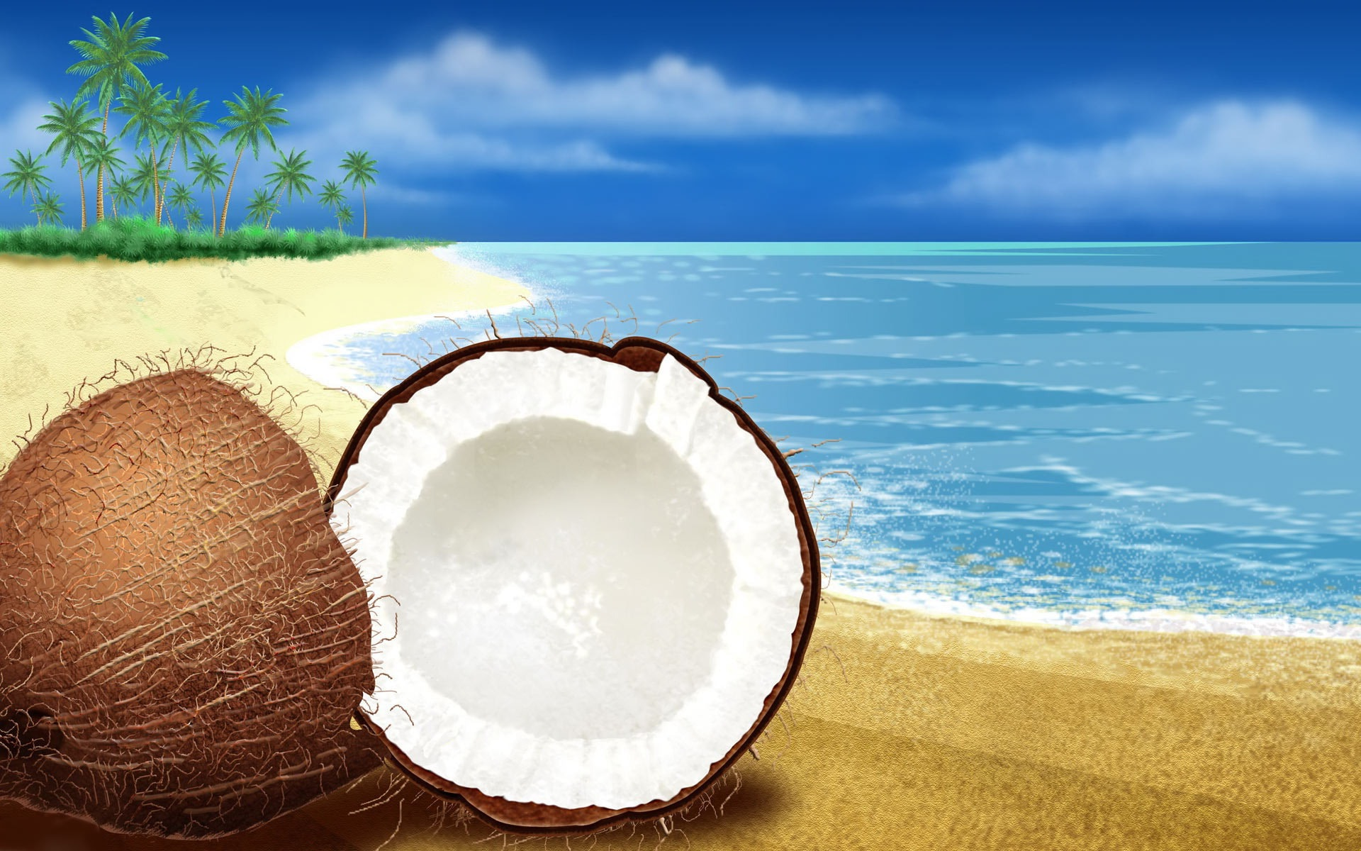 Coconut HQ wallpapers