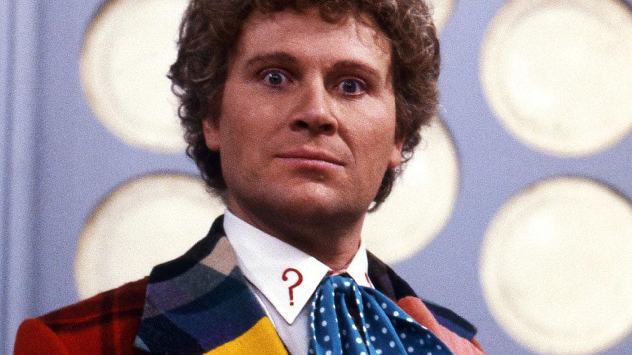 Colin Baker HQ wallpapers