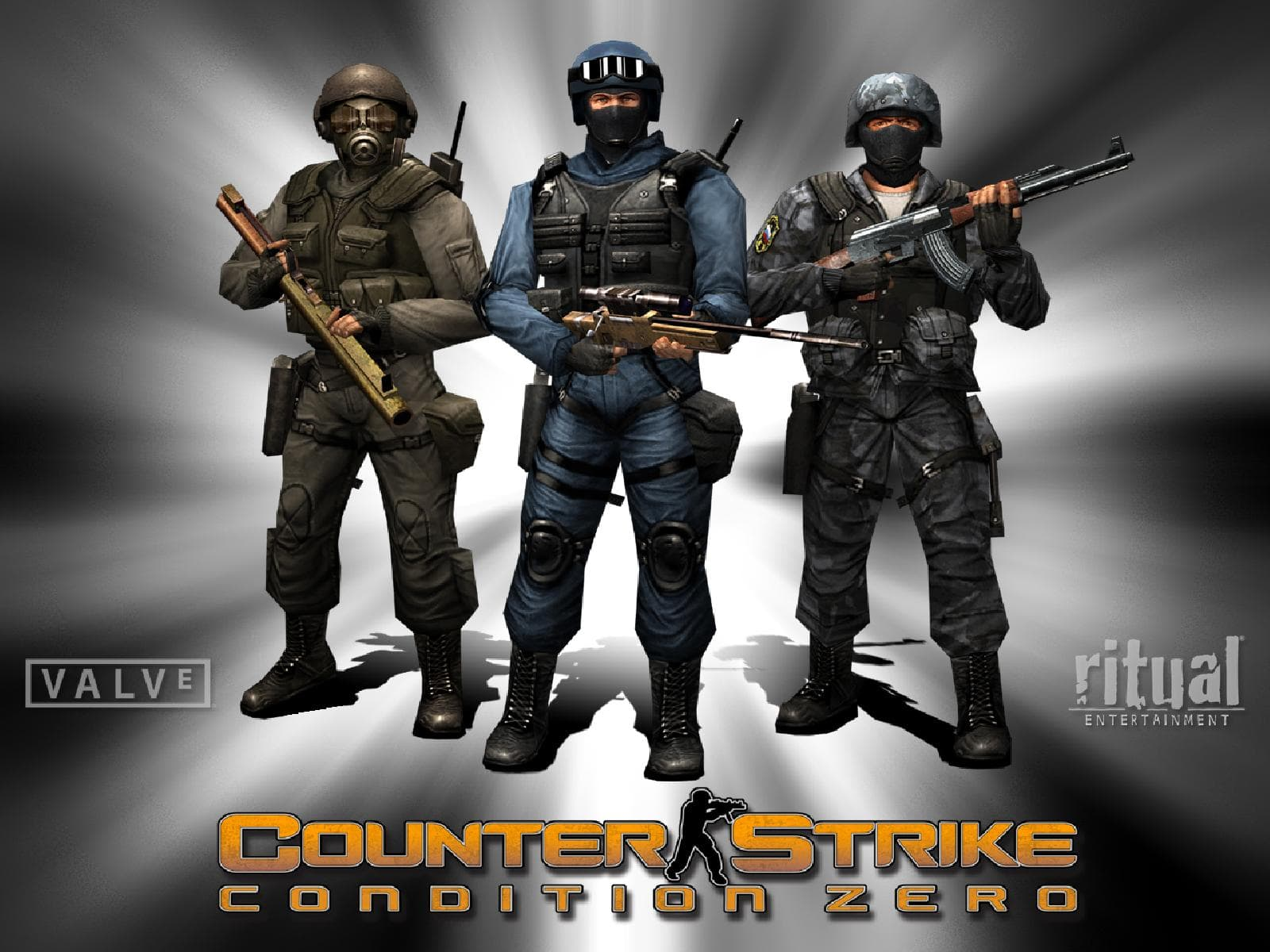 Counter-Strike: Condition Zero HQ wallpapers