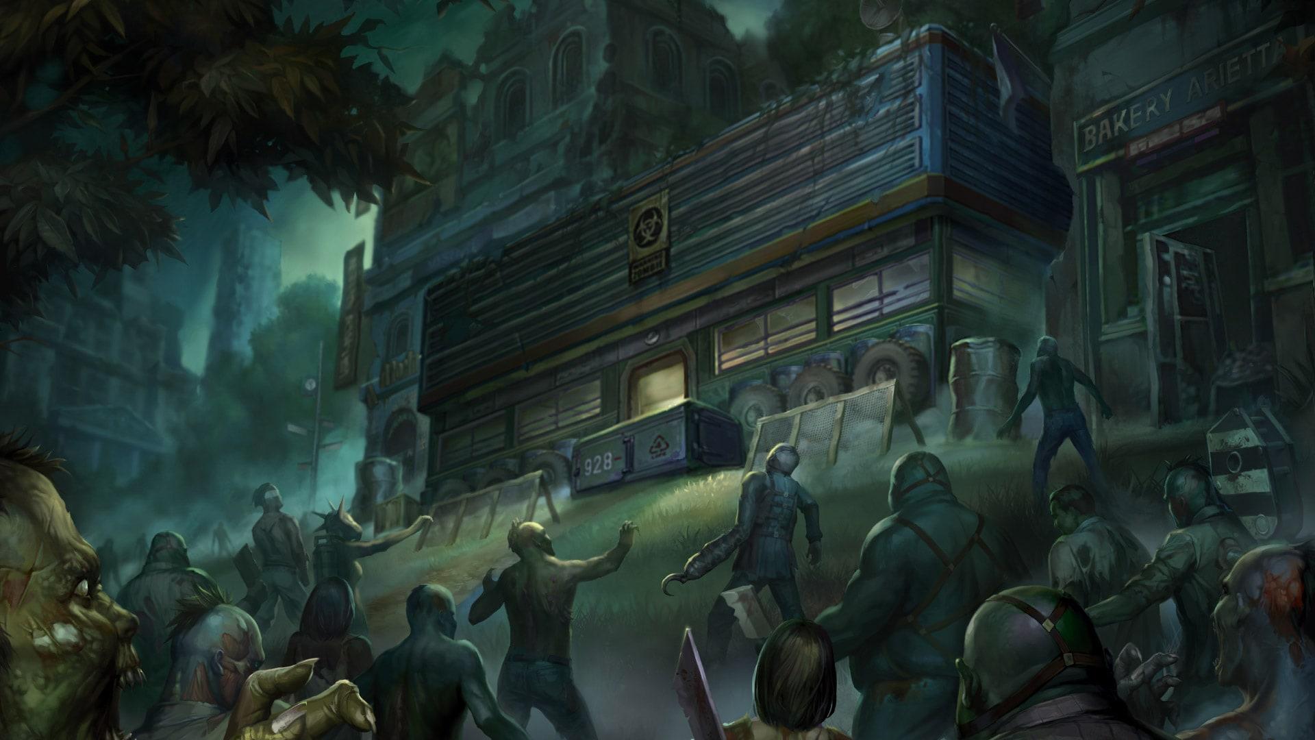 Counter-Strike Nexon: Zombies HQ wallpapers