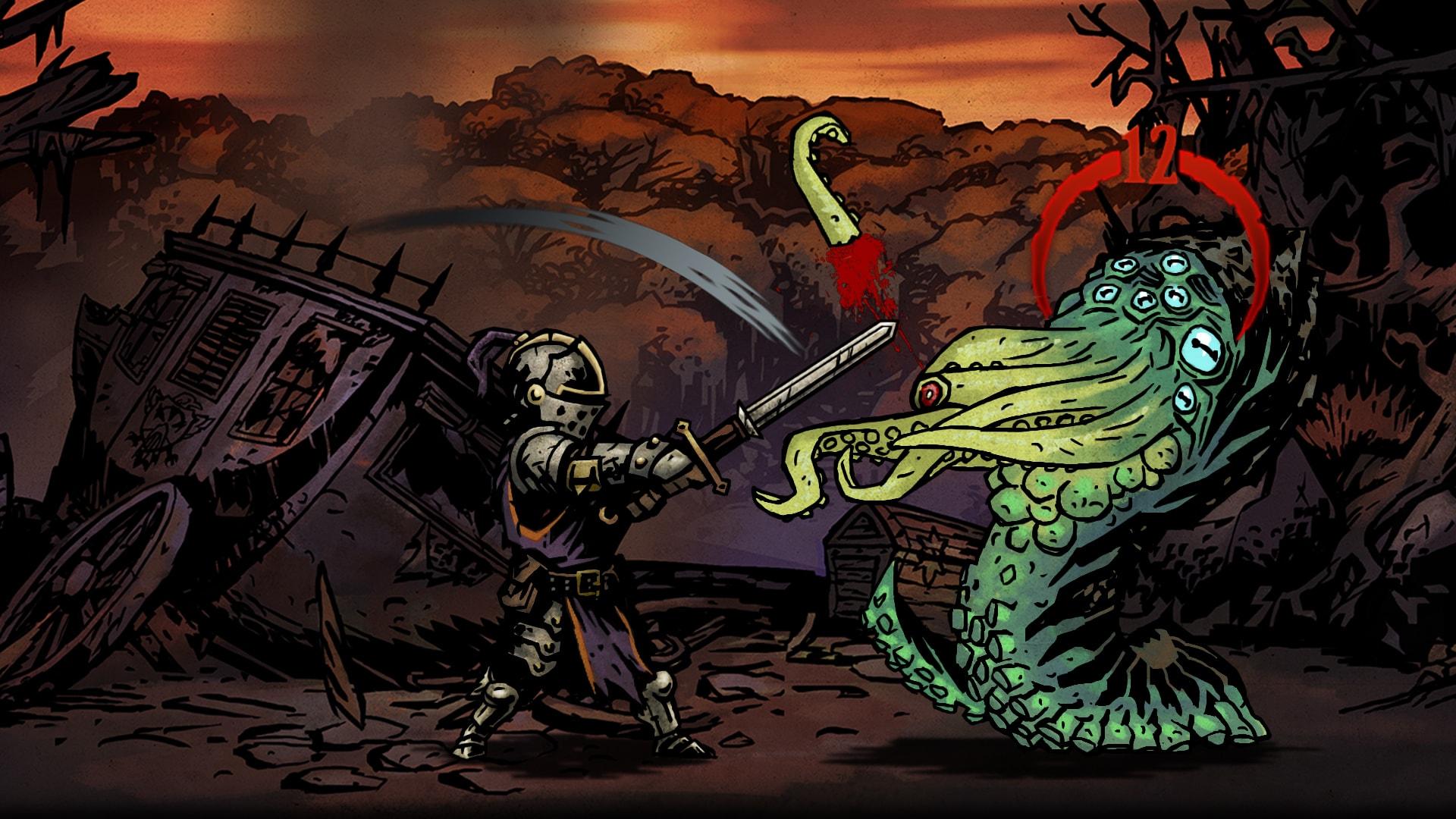 Darkest Dungeon: Crusader HD pics
