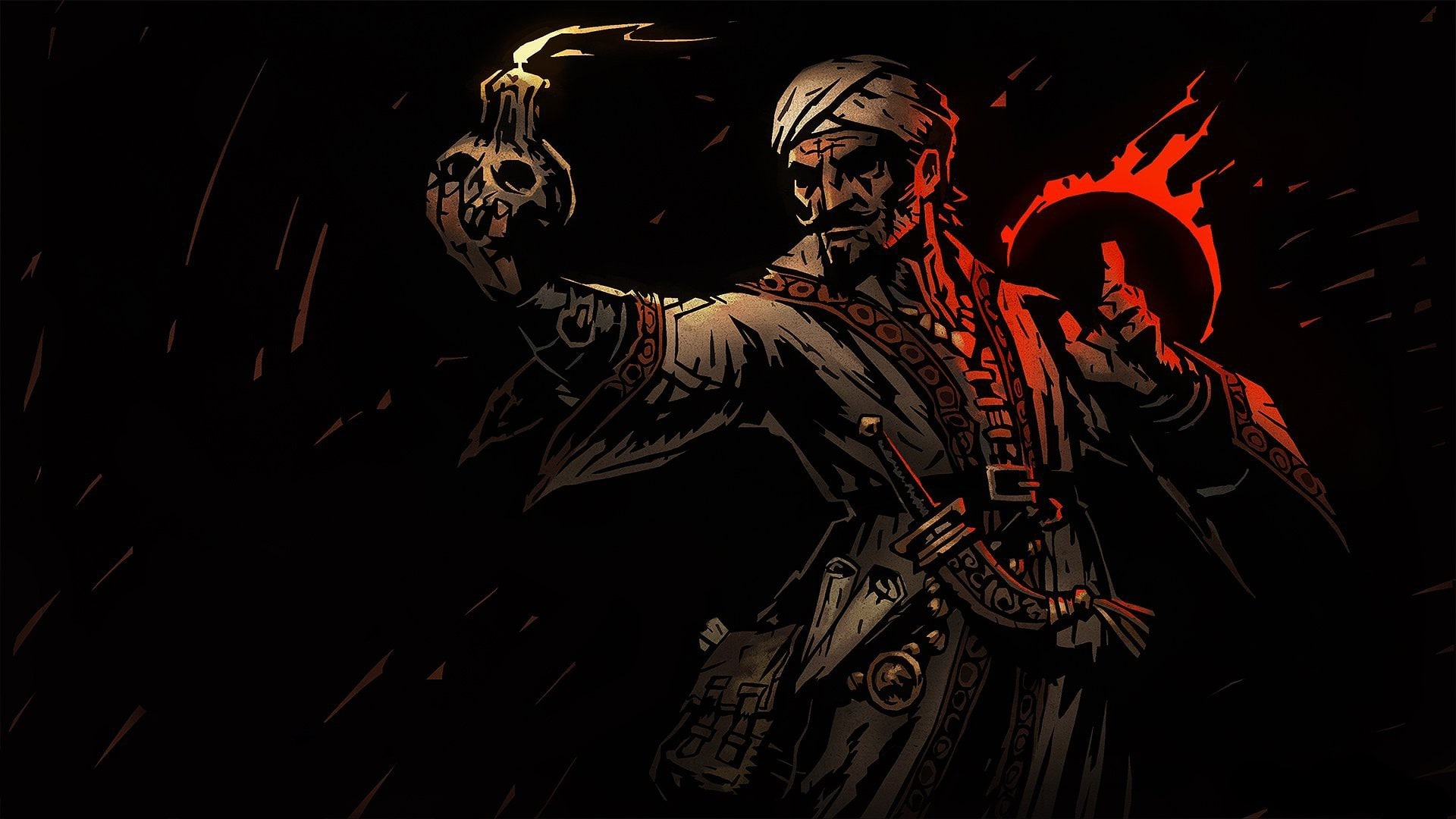 Darkest Dungeon: Occultist Background