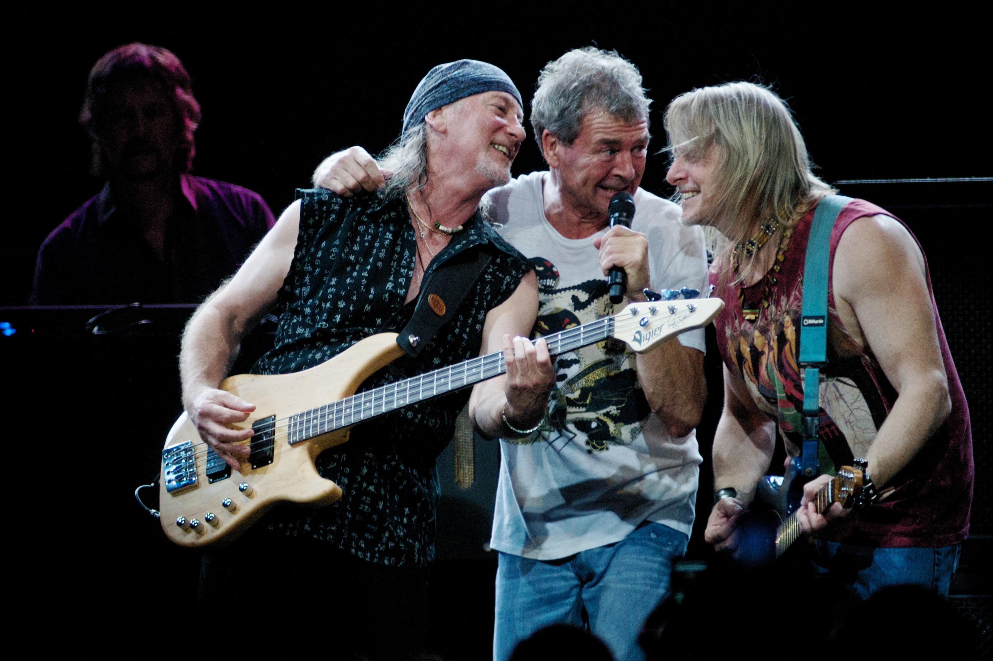 Deep Purple HD pics