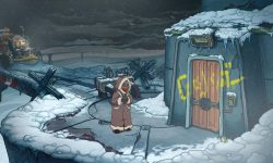 Deponia Doomsday HQ wallpapers