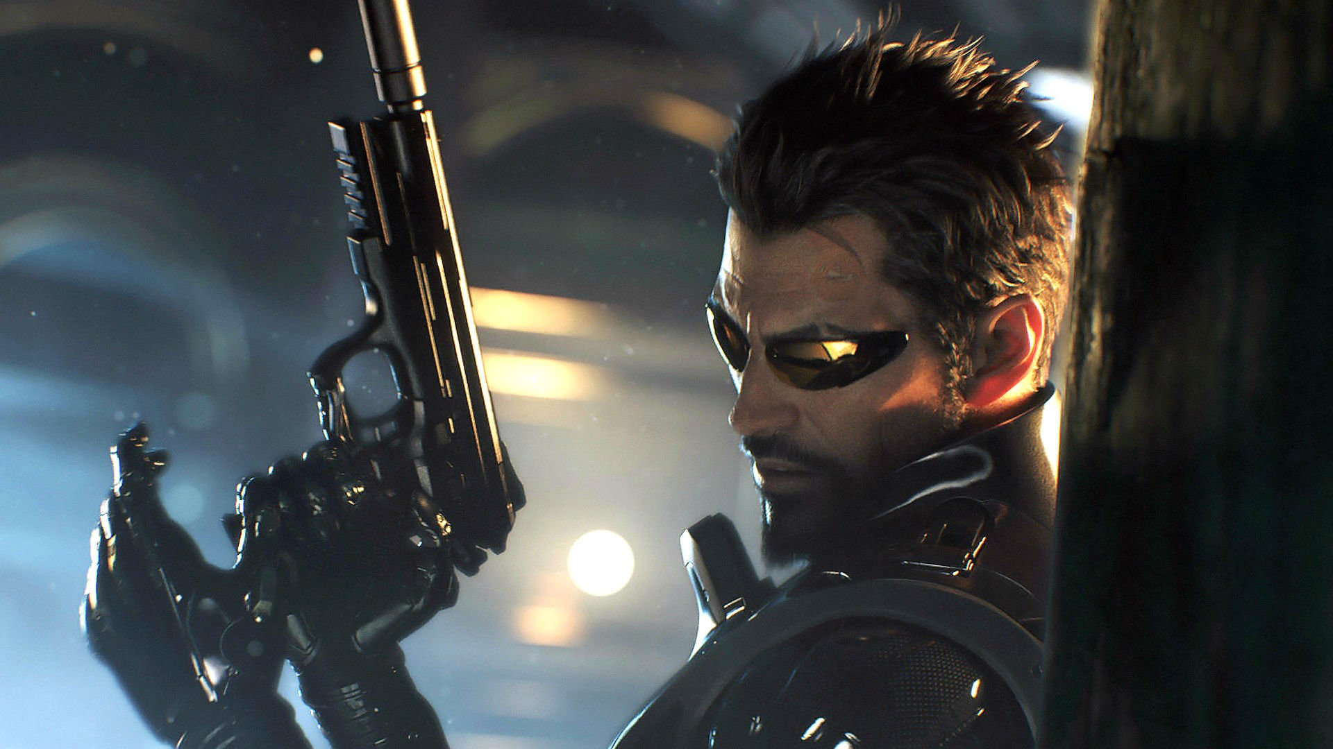 Deus Ex Mankind Divided HQ wallpapers