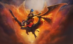Dota2 : Batrider HD pictures