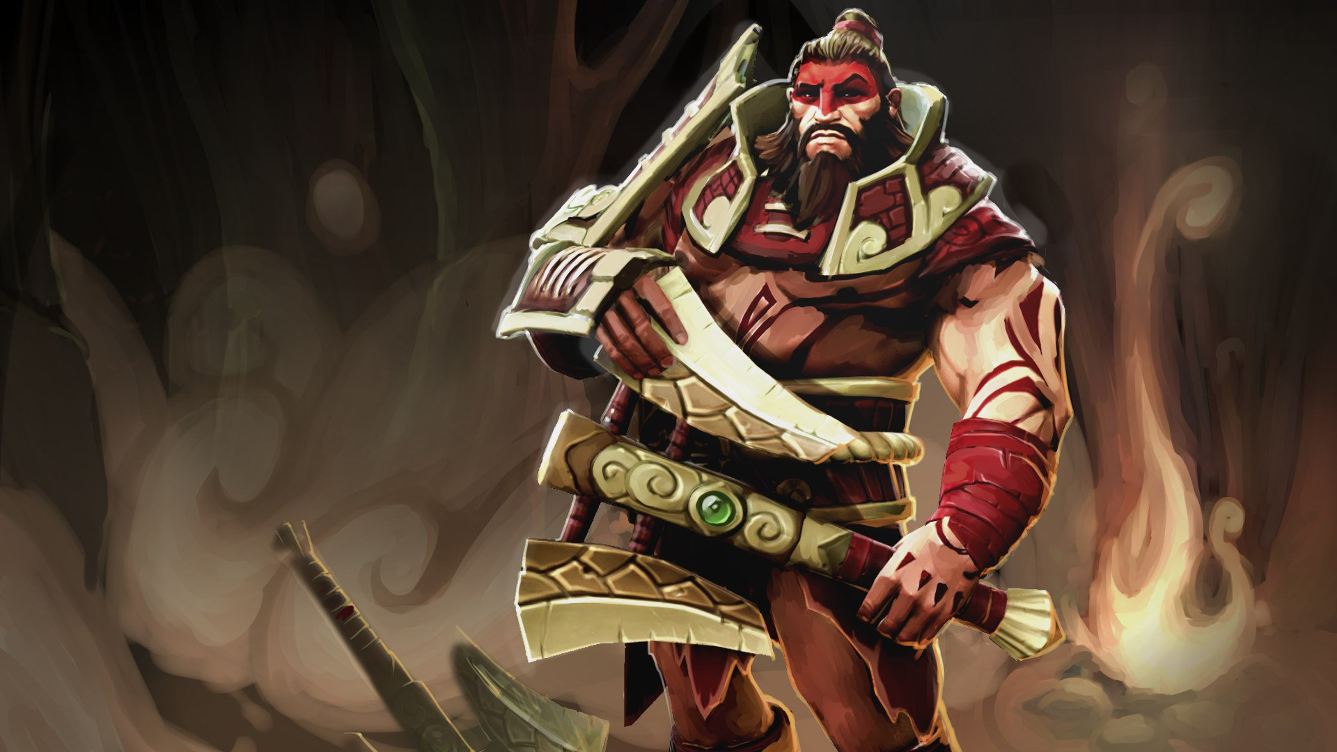 Dota2 : Beastmaster HD pics