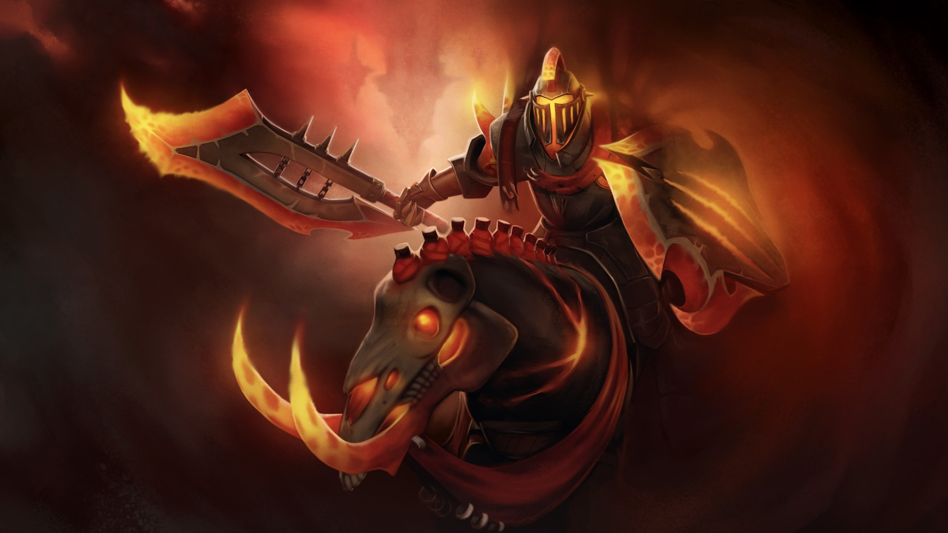Dota2 : Chaos Knight Backgrounds