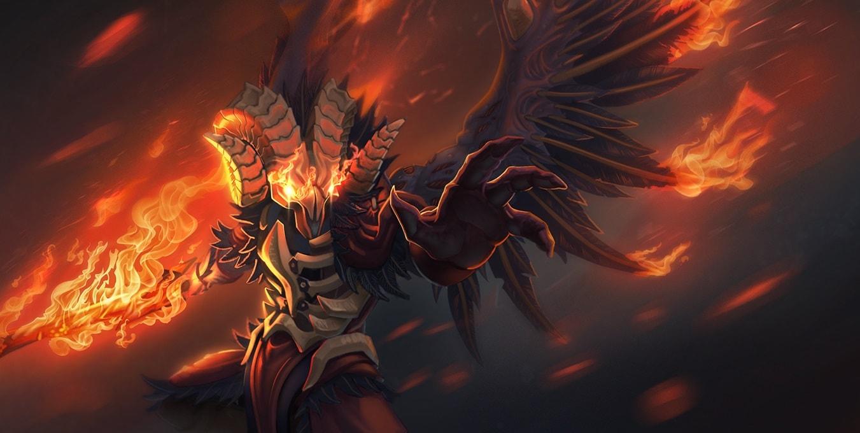 Dota2 : Doom Backgrounds