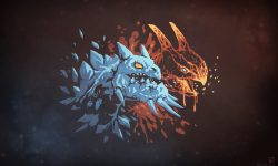 Dota2 : Jakiro HQ wallpapers