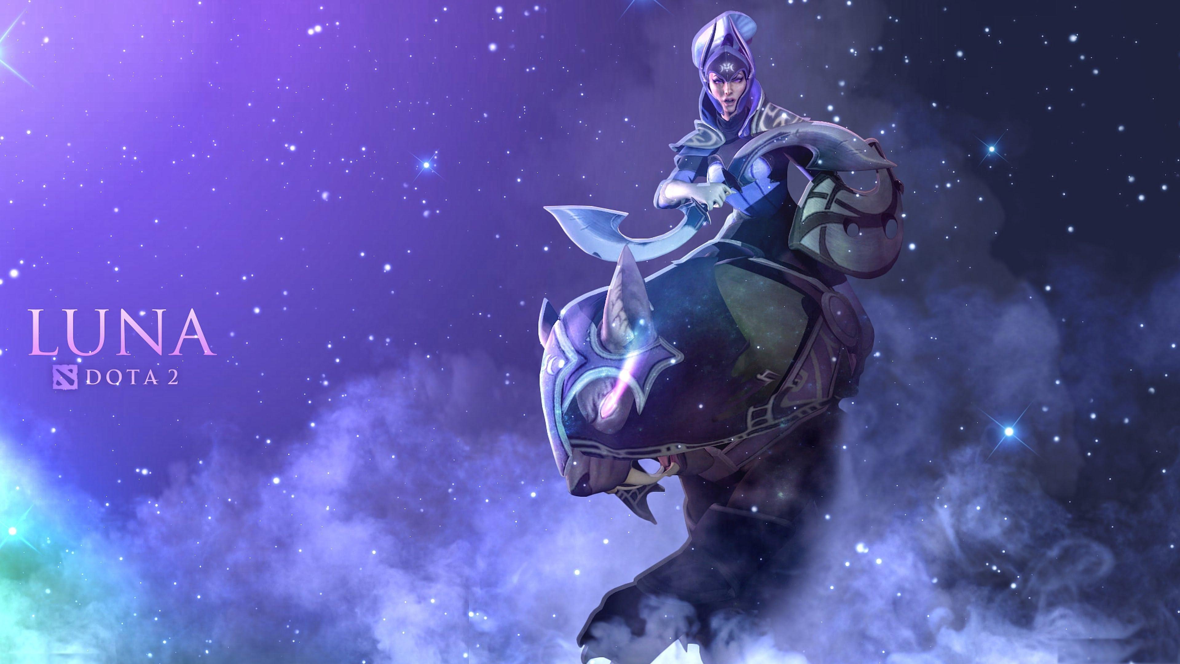 Dota2 : Luna HQ wallpapers