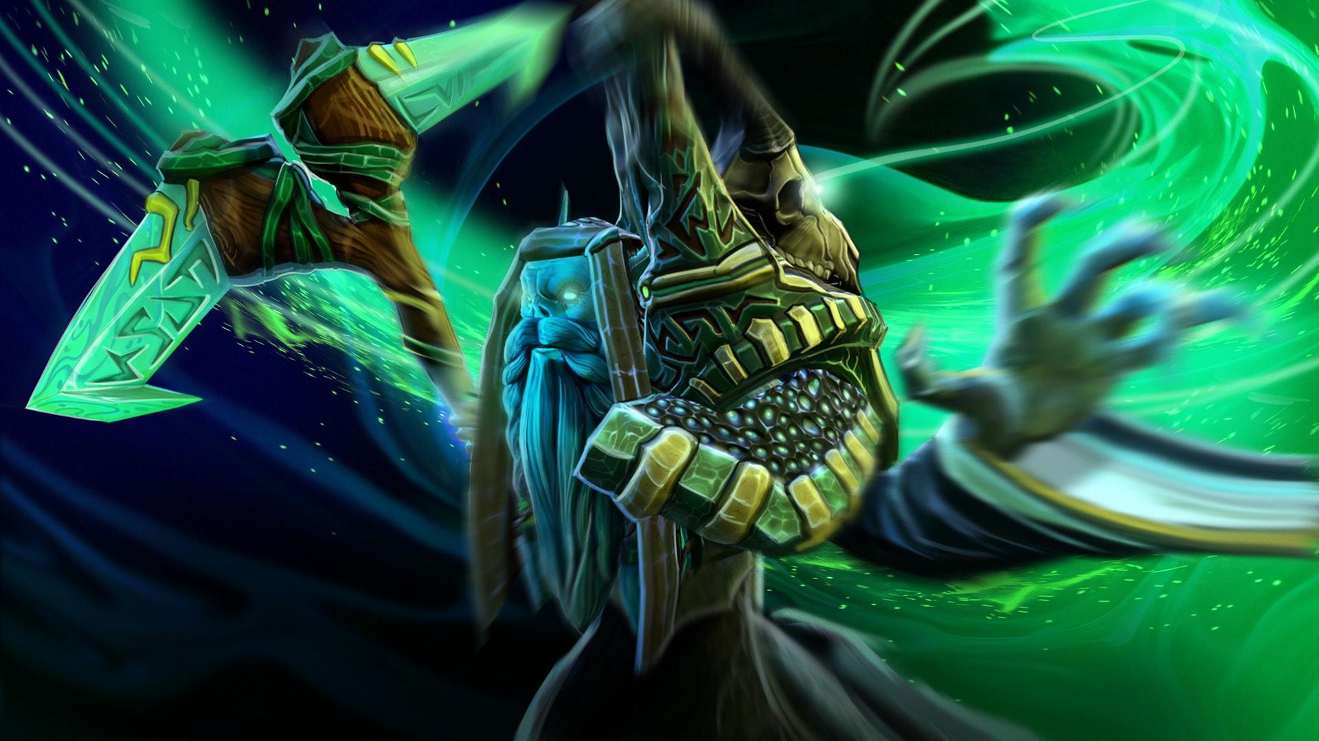 Dota2 : Necrophos Background