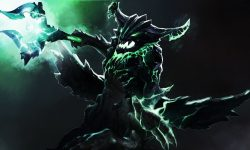 Dota2 : Outworld Devourer Backgrounds