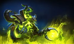 Dota2 : Pugna HQ wallpapers