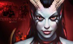 Dota2 : Queen Of Pain Backgrounds
