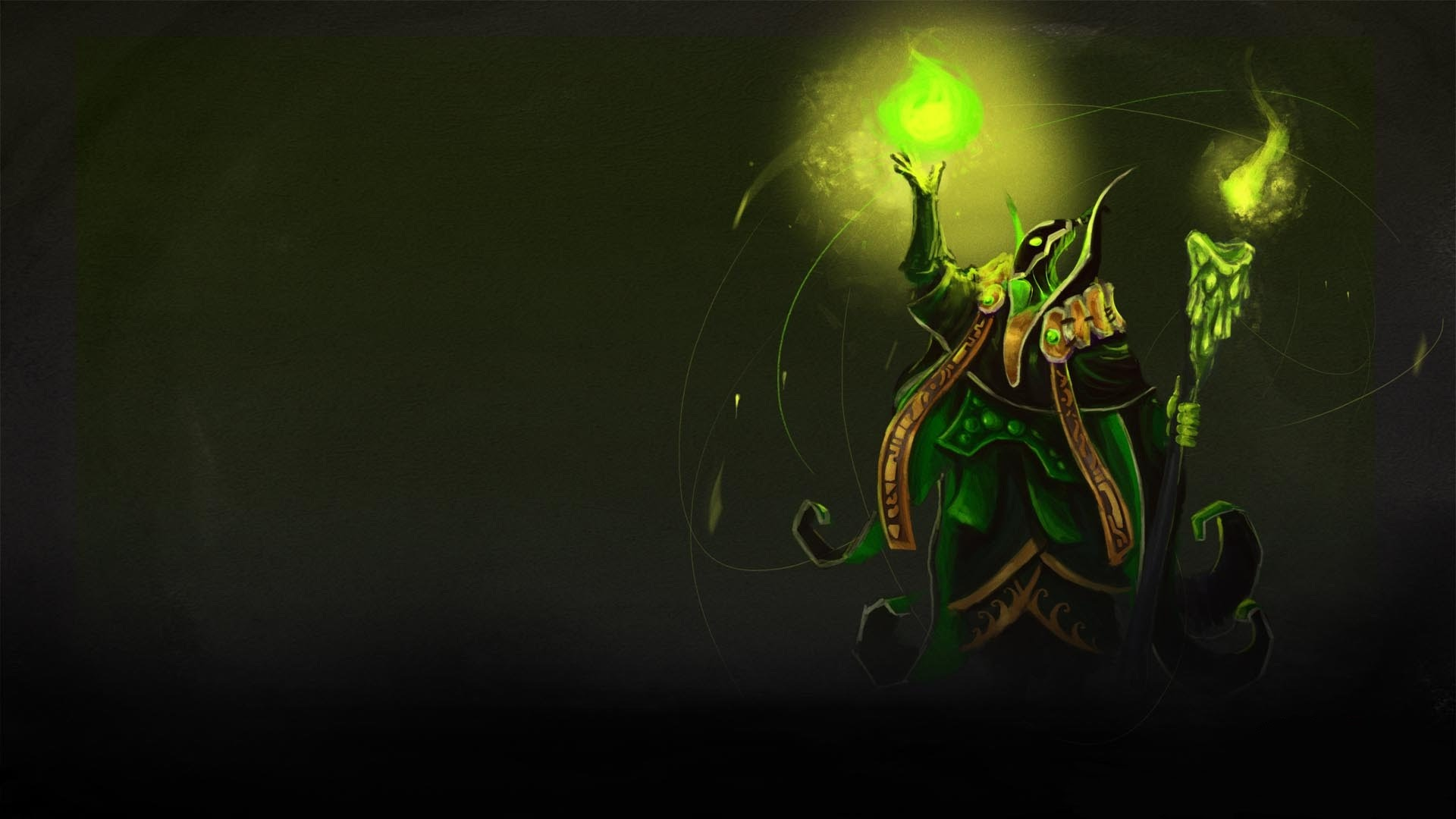 Dota2 : Rubick Backgrounds