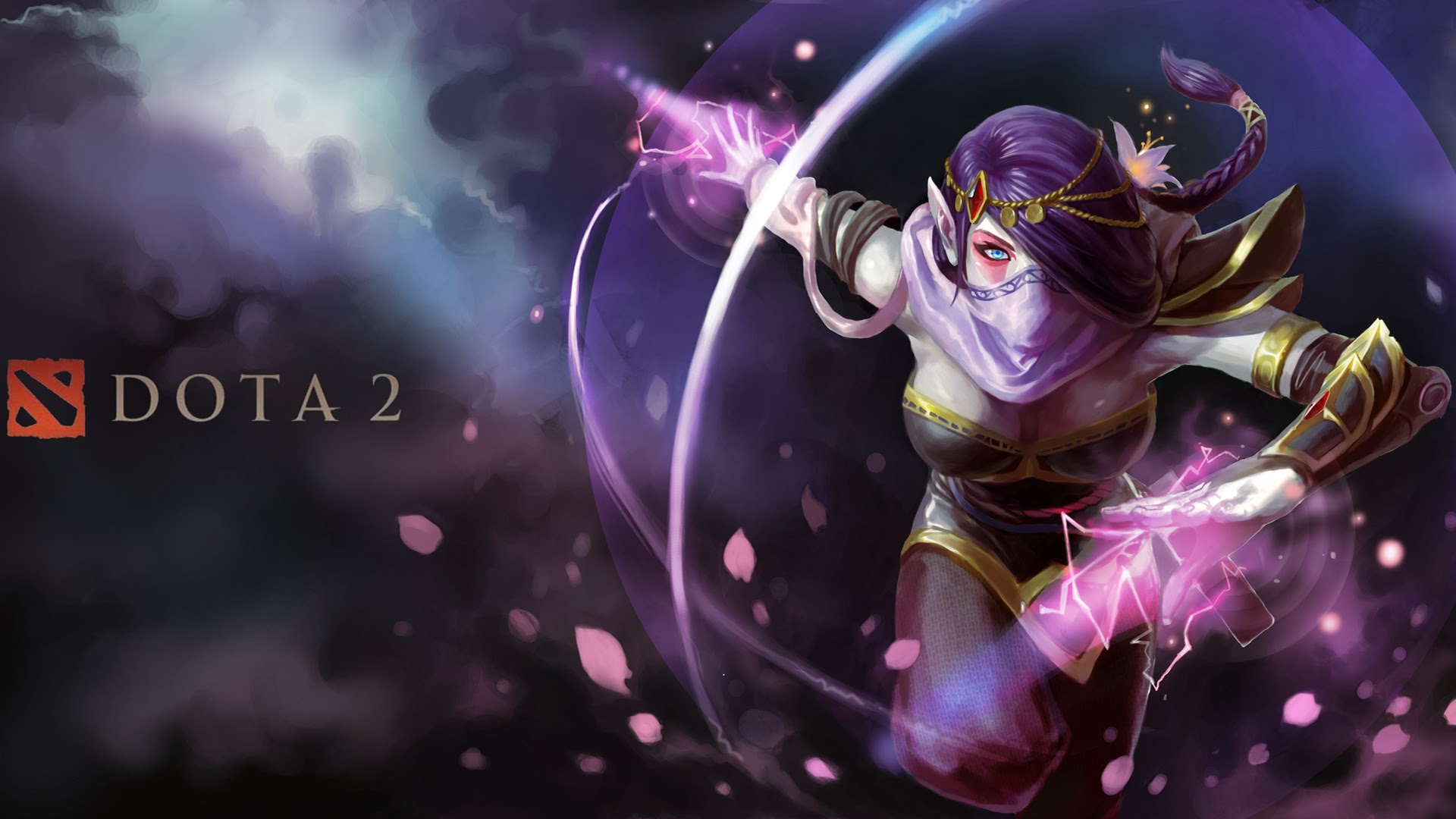 Dota2 : Templar Assassin HQ wallpapers