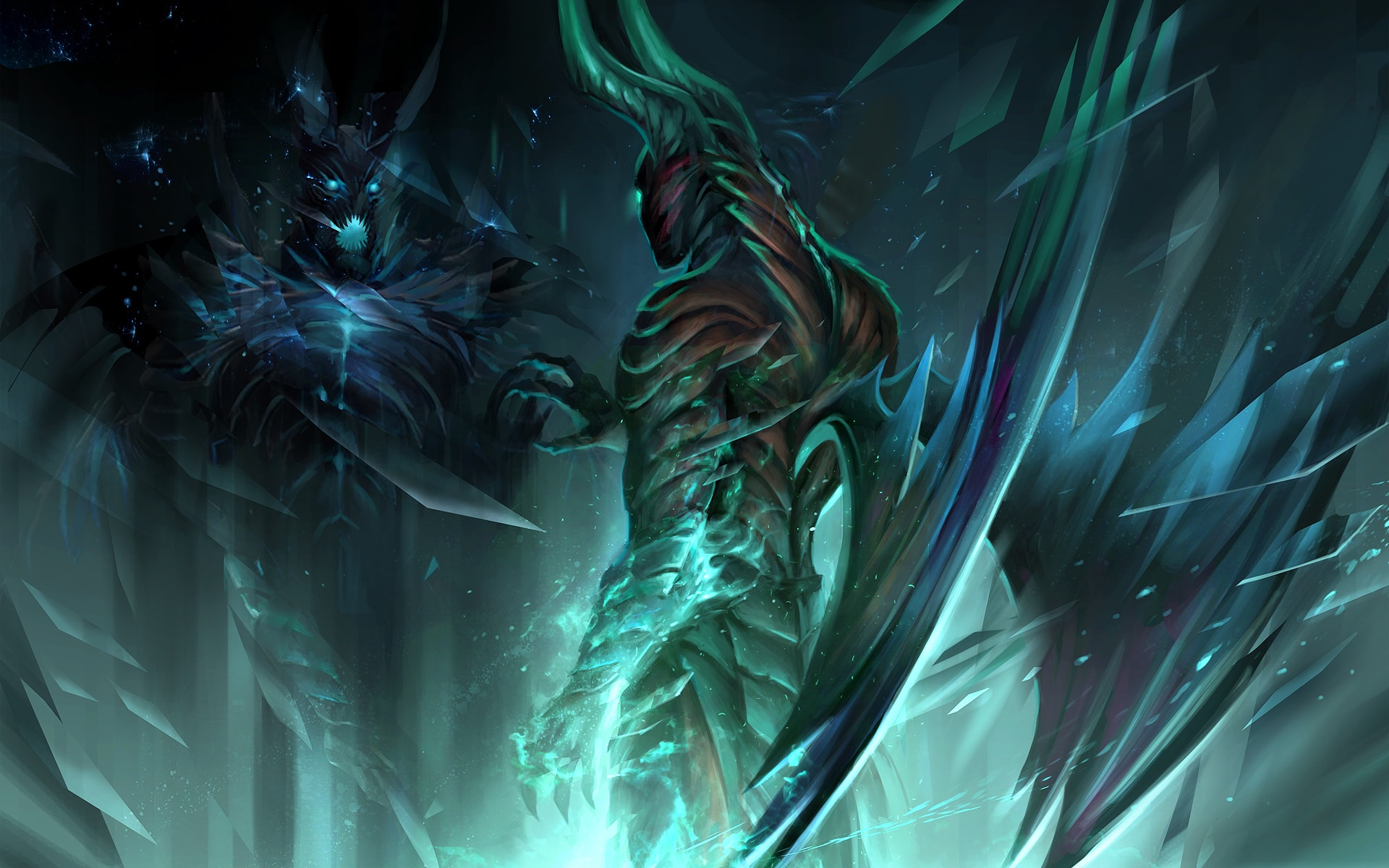 Dota2 : Terrorblade Backgrounds