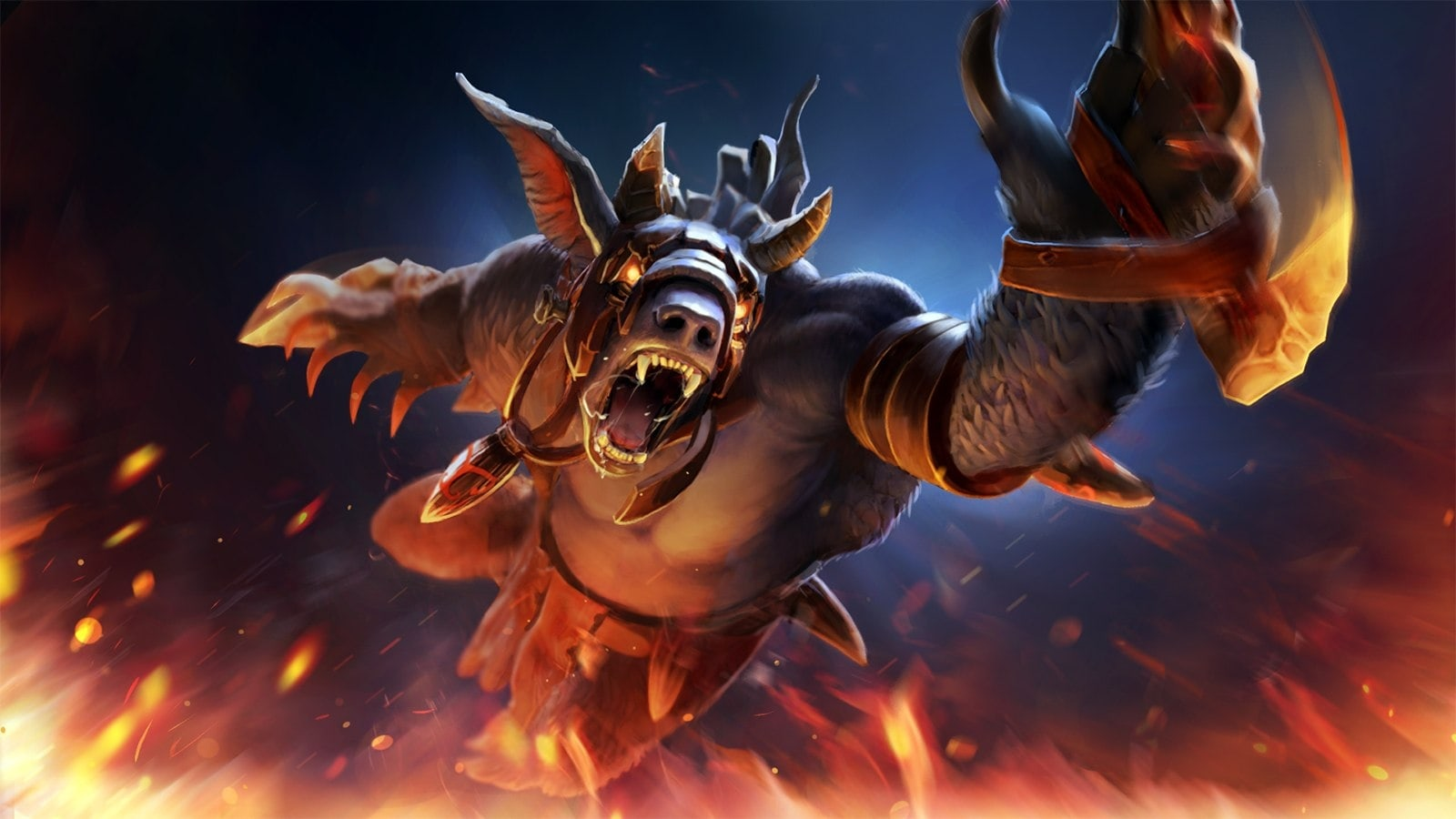 Dota2 : Ursa HQ wallpapers
