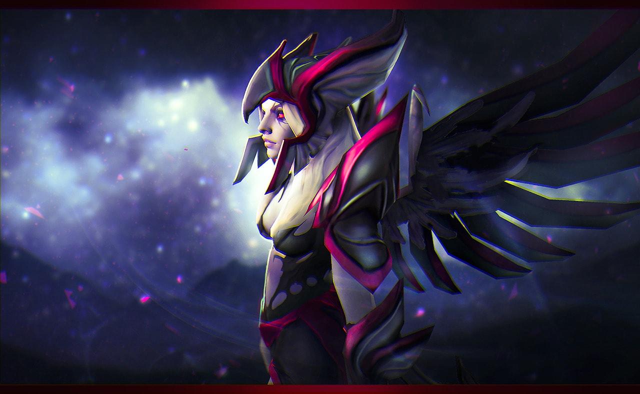 Dota2 : Vengeful Spirit HQ wallpapers