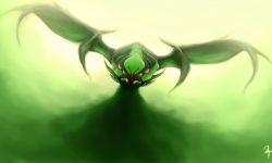 Dota2 : Viper Background