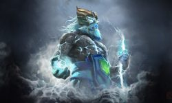 Dota2 : Zeus Desktop wallpapers