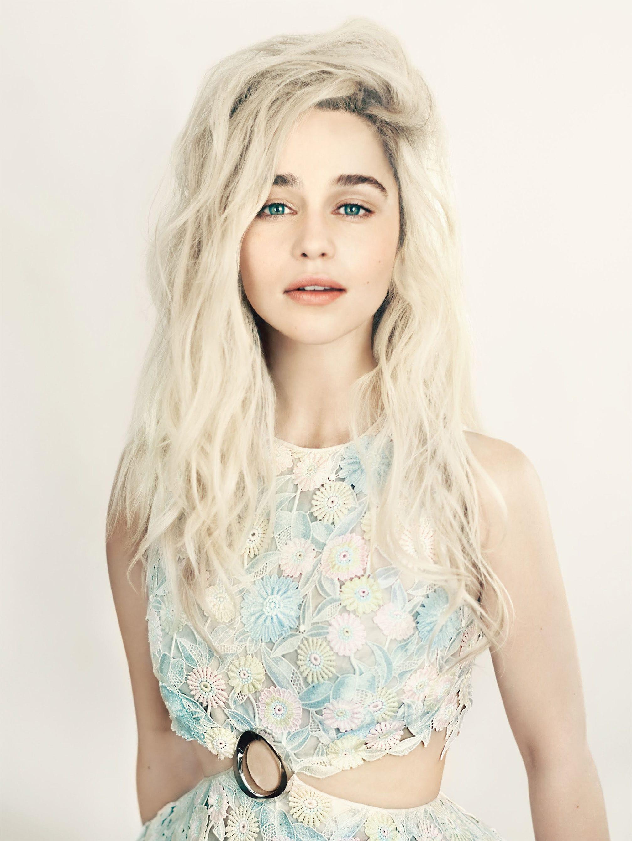 Emilia Clarke HQ wallpapers