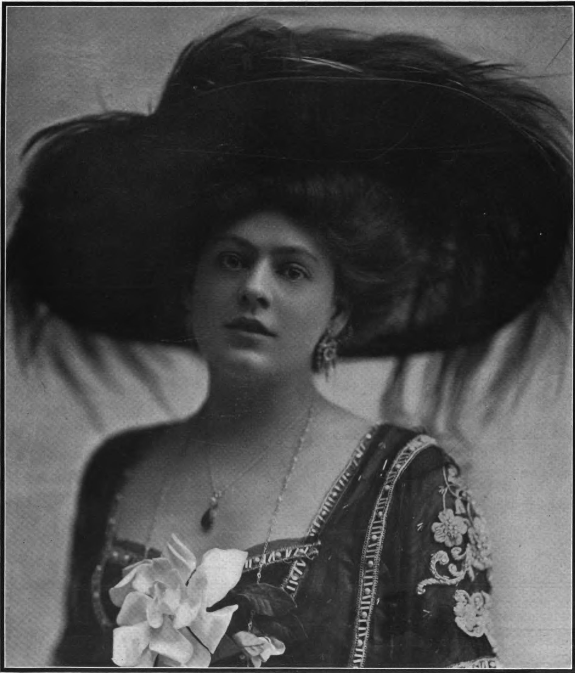 Ethel Barrymore Background