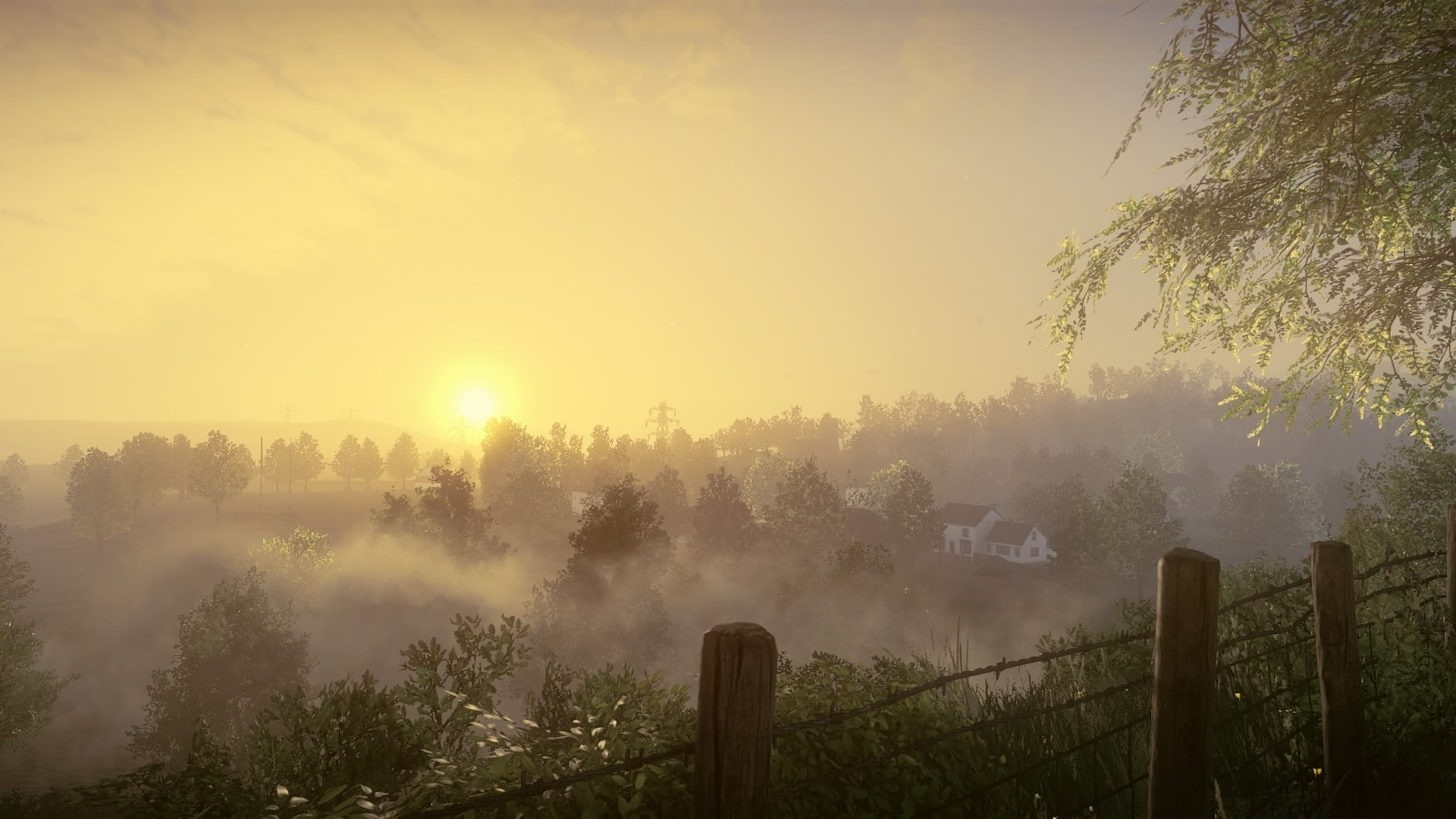 Everybody's Gone to the Rapture HQ wallpapers
