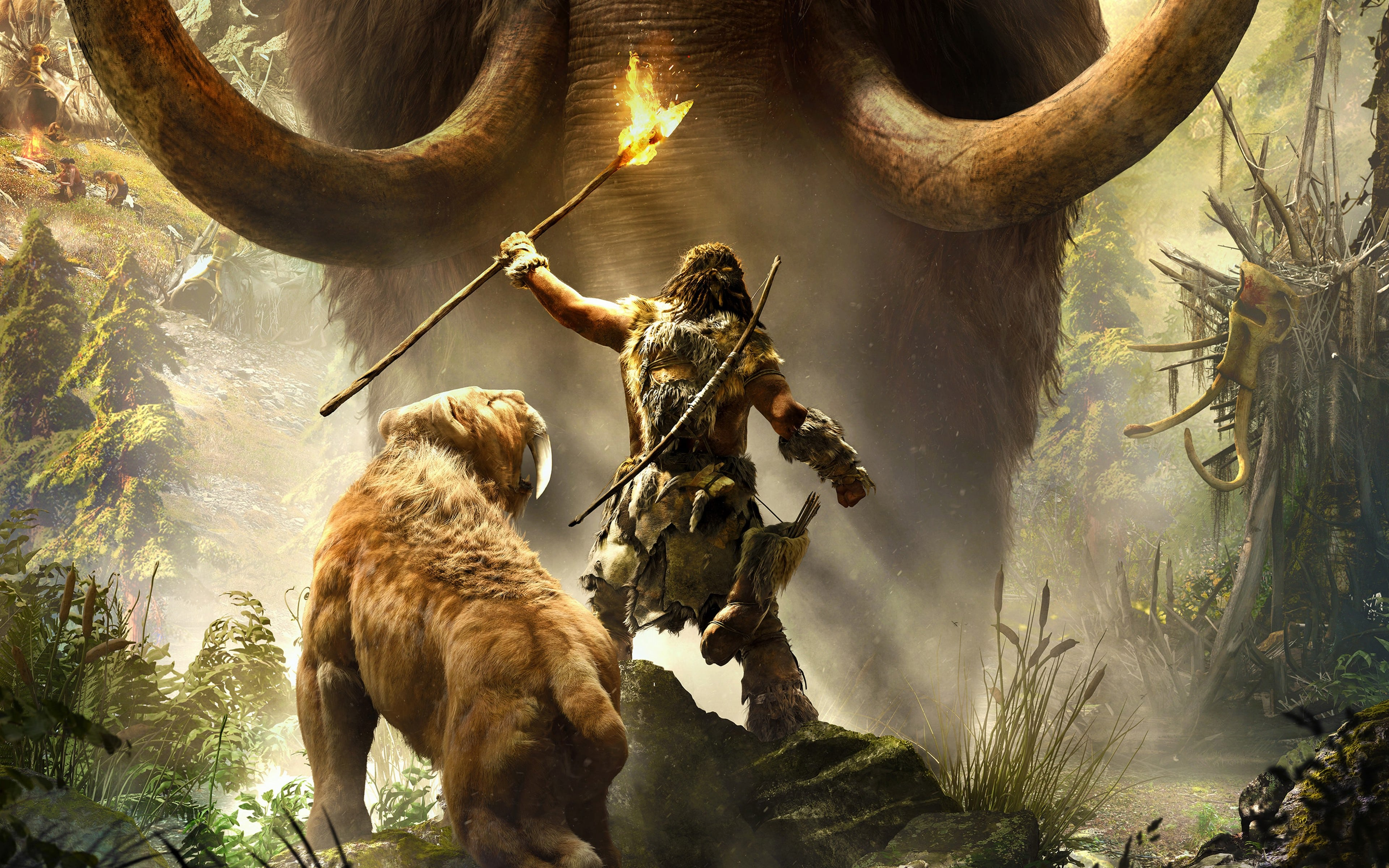 Far Cry Primal HQ wallpapers