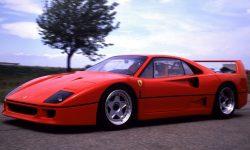 Ferrari F40 HQ wallpapers