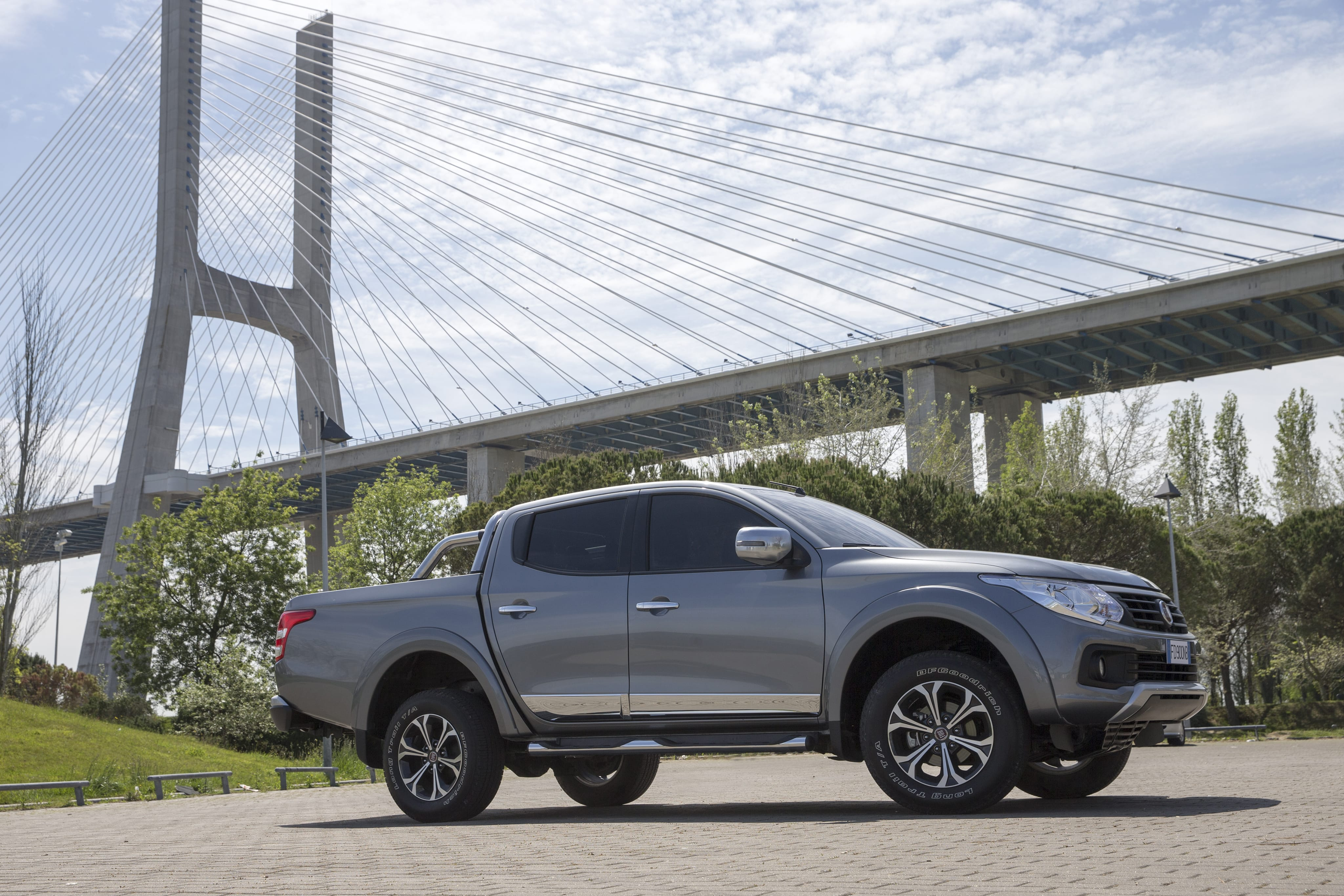 Fiat Fullback HQ wallpapers
