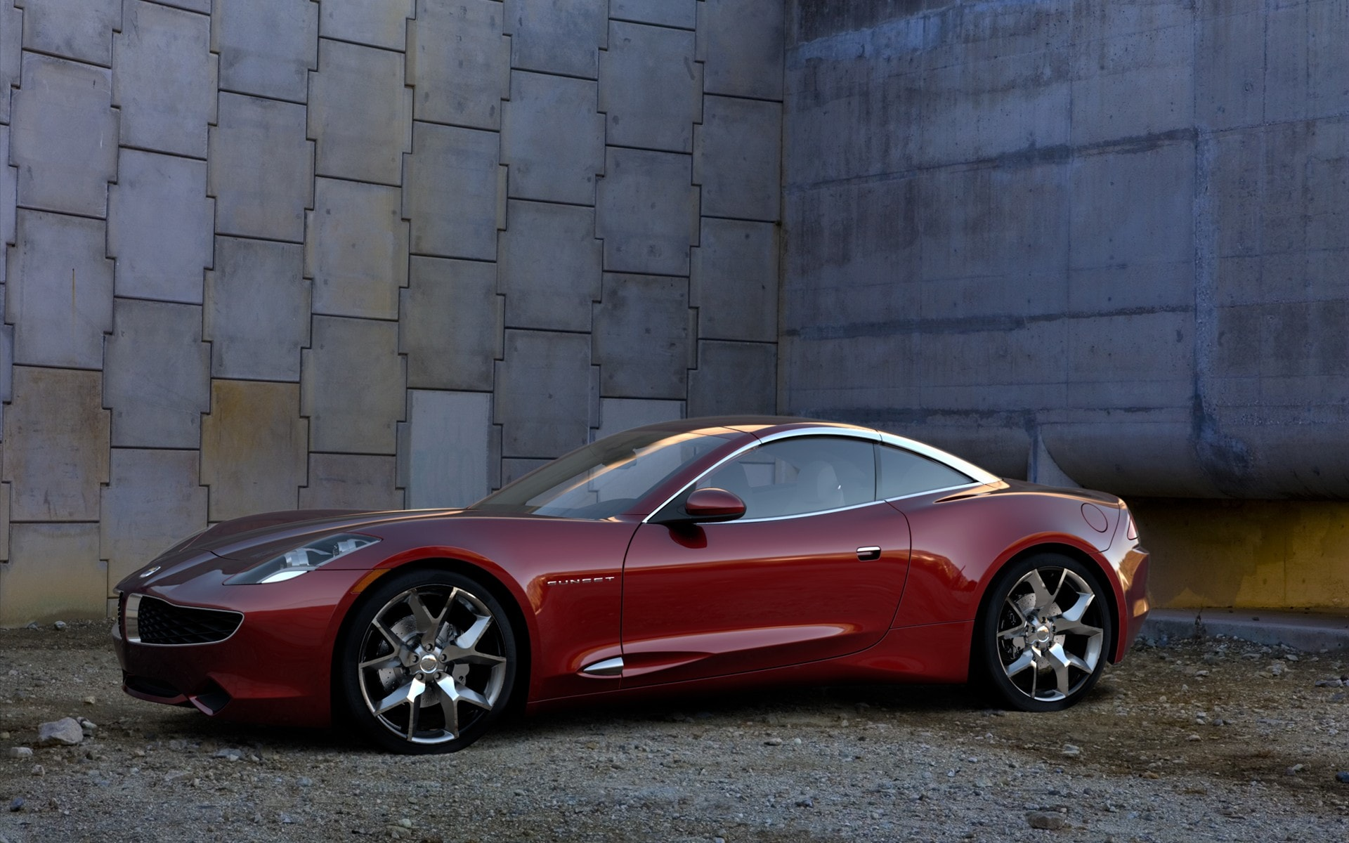 Fisker Karma HQ wallpapers