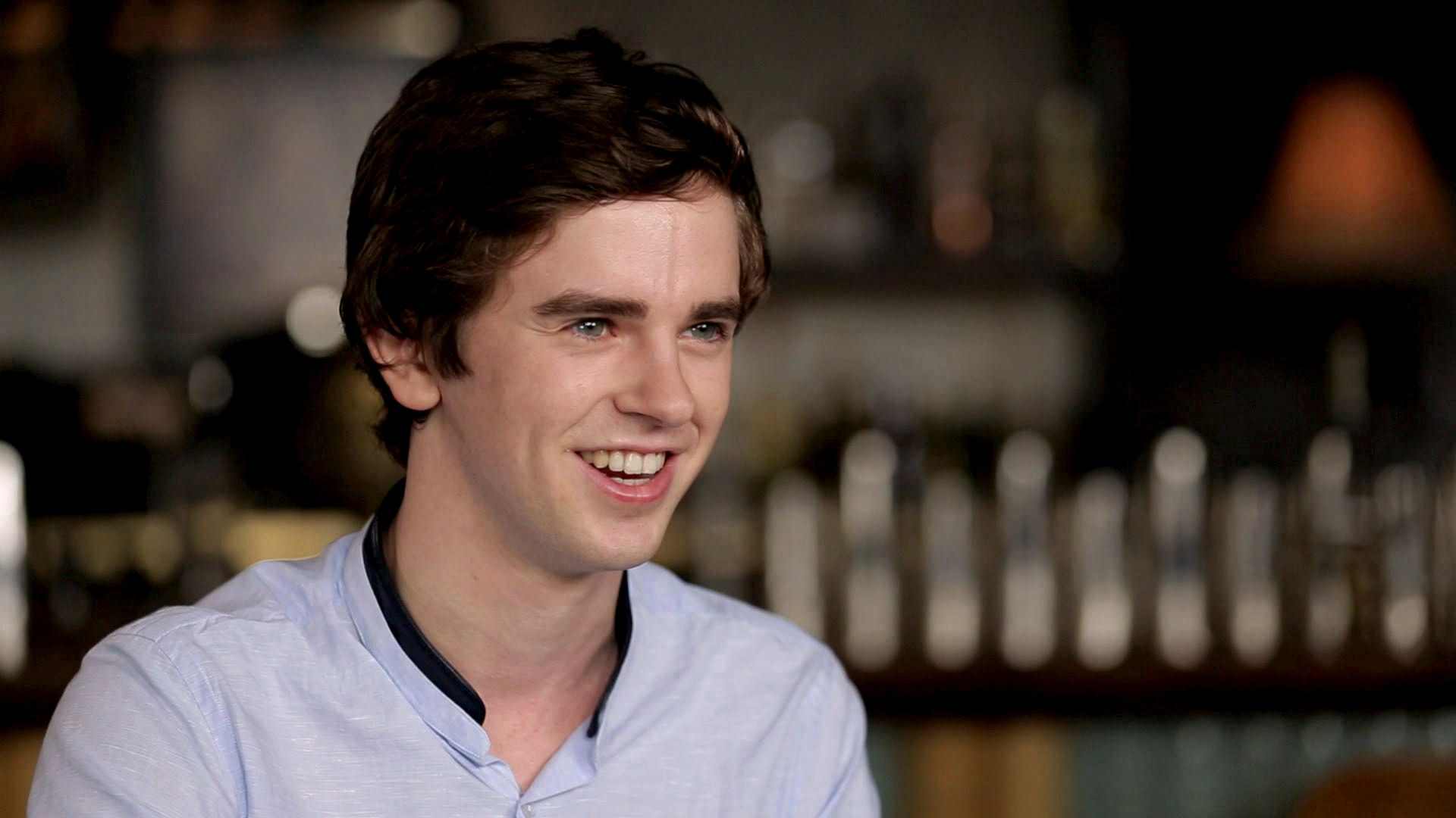 Freddie Highmore HQ wallpapers