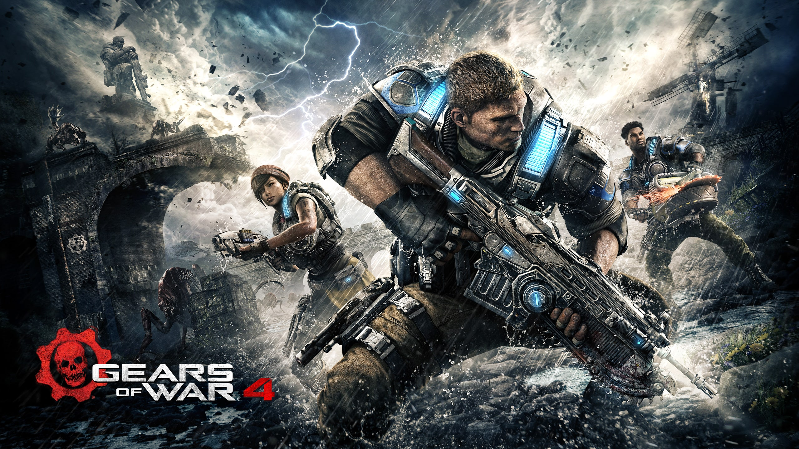 Gears of War 4 HQ wallpapers