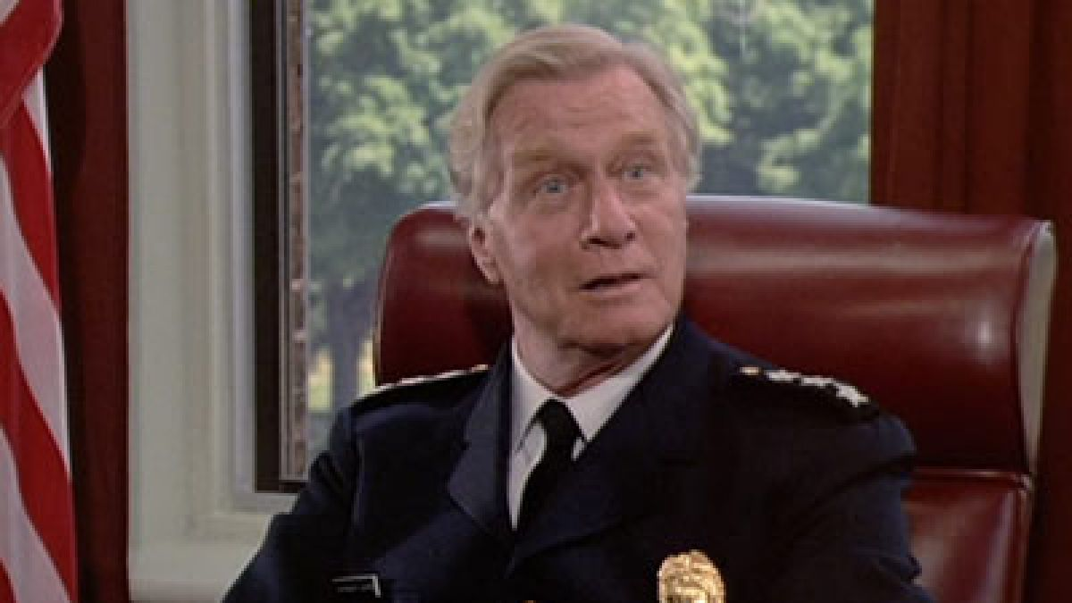 George Gaynes Backgrounds