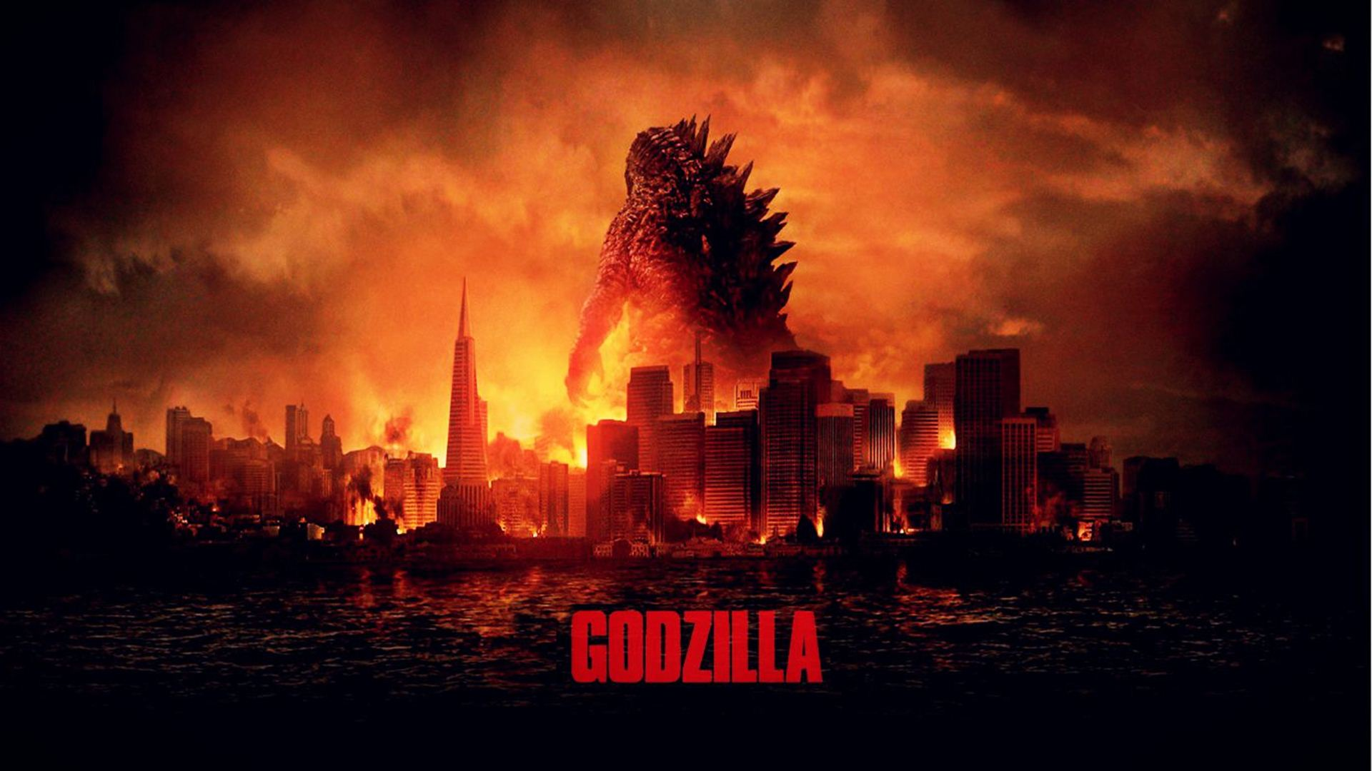 Godzilla 2014 HQ wallpapers