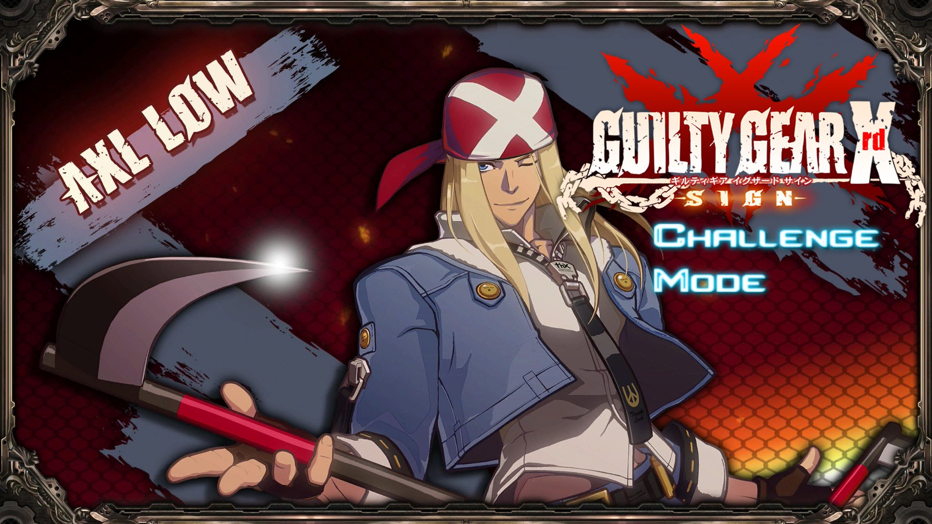 Guilty Gear: Axl Low HQ wallpapers