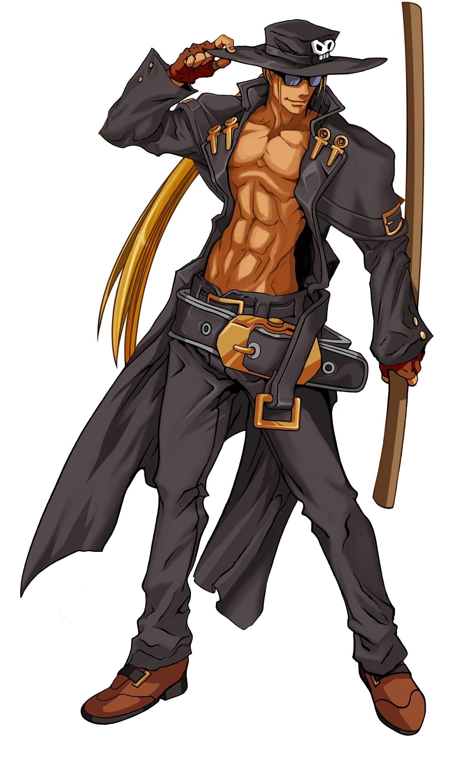 Guilty Gear: Johnny Sfondi HQ wallpapers