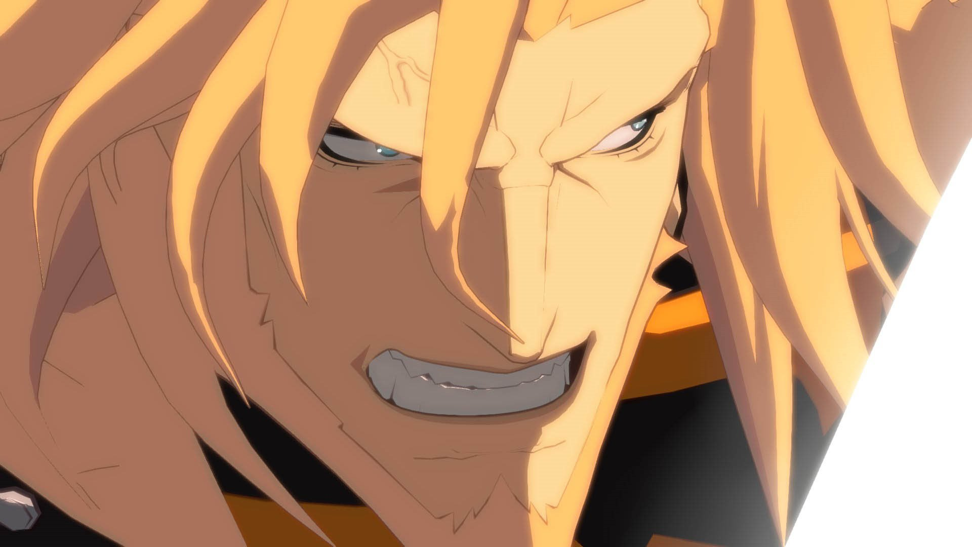 Guilty Gear: Leo Whitefang HQ wallpapers
