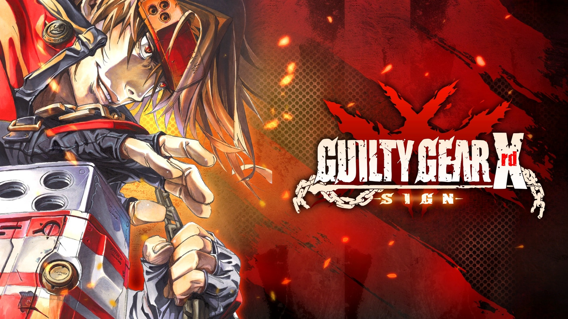 Guilty Gear Xrd -SIGN- HQ wallpapers